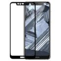 GLASS3D-NOKIA51PLUS - protection écran intégrale verre trempé Nokia 5.1 Plus avec contour noir
