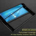GLASS3D-ZE553KLNOIR - Verre trempé intégral 3D pour Zenfone Zoom ZE553KL contour noir