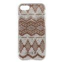 GUHCP7TGTA - Coque soupe iPhone 7/8/SE(2020) Guess série Ethnic Chic Tribal