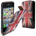 HKLAMUK-IP5 - Etui UK Nzup Vintage pour iPhone 5