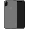 HOCO-ULTRATHINXRFULE - Coque souple ultra fine iPhone XR gris fumé de Hoco