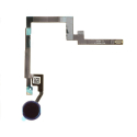HOME-IPADMINI3NOIR - Nappe bouton Home iPad Mini 3 coloris noir