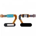 HOME-P20NOIR - bouton home empreintes pour HUAWEI P20/P20 Pro coloris noir