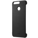 HONOR-CASE8PRO - Coque Honor 8 Pro couleur noire texturée