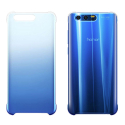 HONOR9-COVBLEU - Coque rigide Honor-9 coloris dégradé bleu tranparent
