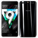 HONOR9NOIR64G - Smartphone Honor 9 occasion comme neuf coloris noir débloqué 64 Go dual-SIM