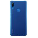 HUAWEI-COVPSMARTZBLEU - Coque Huawei P-Smart Z origine coloris bleu