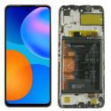 HUAWEI-FACEPSM2021NO - Ecran complet origine Huawei PSMART 2021 Vitre + Ecran LCD + chassis avec batterie