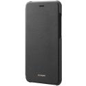 HUAWEI-FOLIOP8LITE2017 - Etui Huawei P8-Lite 2017 folio noir origine Huawei