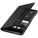 HUAWEI-VIEWMATE10 - Huawei Mate-10 Etui latéral SmartView translucide fumé