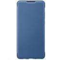 HUAWEIFOLIOP30LITEBLEU - Etui folio origine Huawei P30 Lite coloris bleu