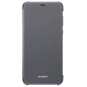 HUAWEIFOLIOPSMART - Etui folio origine Huawei P-Smart coloris noir