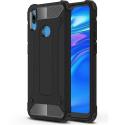 HYBRID-A20ENOIR - Coque Hybride Galaxy A20e antichoc bi-matières coloris noir