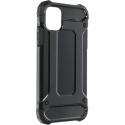 HYBRID-IP12MINI - Coque iPhone 12 Mini antichoc hybride noire
