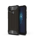 HYBRID-P20LITE - Coque Huawei P20 Lite hybride renforcée et antichoc coloris noir