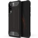 HYBRID-P30 - Coque Huawei P30 hybride renforcée et antichoc coloris noir