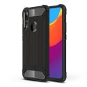 HYBRID-PSMARTZ - Coque Huawei P-Smart Z hybride renforcée et antichoc coloris noir