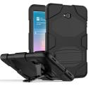 HYBRID-T580 - Coque Hybrid renforcée Samsung Galaxy Tab A6 (2016) 10.1 pouces coloris noir