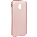 IJELLY-J32017ROSE - Coque souple Galaxy J3-2017 en gel TPU rose iJelly de Goospery