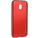IJELLY-J32017ROUGE - Coque souple Galaxy J3-2017 en gel TPU rouge iJelly de Goospery