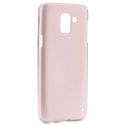 IJELLY-J62018ROSE - Coque souple Galaxy J6-2018 en gel TPU rose iJelly de Goospery