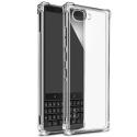 IMAK-TPUKEY2TRANS - Coque Blackberry Key-2 IMAK Air-Drop antichoc avec coins renforcés