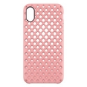 INCASE-INPH190377-RG - Coque Incase iPhone X série Lite-Case coloris rose