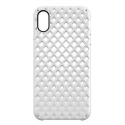 INCASE-INPH190377-WH - Coque Incase iPhone X série Lite-Case coloris blanc