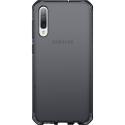 ITSKIN-SPECTRA70NOIR - Coque Galaxy A70 souple et antichoc ItSkins avec coins renforcés noire
