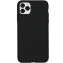 JAYM-SOFTIP11PMAXNOIR - Coque souple silicone iPhone 11 Pro Max coloris noir mat