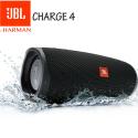 JBL-CHARGE4NOIR - Enceinte JBL Charge-4 étanche 20 heures d'autonomie