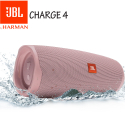 Enceinte nomade JBL Bluetooth Charge-4 coloris rose