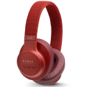 JBL-LIVE500BTROUGE - Casque bluetooth JBL Live 500BT rouge pliable
