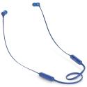 JBL-T110BTBLEU - Caque sans-fils JBL T110BT bluetooth coloris bleu