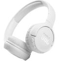 JBL-T510BTWHT - Casque JBL Tune 510BT Bluetooth blanc super basses