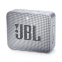 JBLGO2GRIS - Enceinte bluetooth JBL Go-2 coloris gris étanche