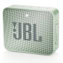 JBLGO2MINT - Enceinte bluetooth JBL Go-2 coloris vert menthe étanche