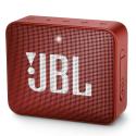 JBLGO2ROUGE - Enceinte bluetooth JBL Go-2 coloris rouge étanche