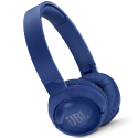 JBLT600BTBLEU - Casque bluetooth JBL T600BT bleu à suppression de bruit ambiant