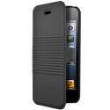 JPGLCANCOXIP5M - Etui Jean Paul Gaultier iPhone SE noir mat