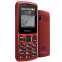 KONROW-CHIPO3ROUGE - Téléphone Konrow Chipo-3 rouge bluetooth