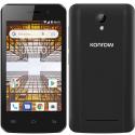 KONROW-CITYNOIR - Smartphone Konrow City noir Android 8.1 Écran 4 pouces 8 Go