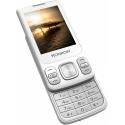 KONROW-SLIDERBLANC - Téléphone Konrow Slider blanc bluetooth double-SIM
