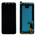 LCD-A62018 - Ecran complet origine Samsung Galaxy A6-2018 coloris noir GH97-21897A