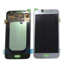 LCD-J250GRIS - Ecran complet Samsung Galaxy J2-2018 gris origine Samsung officiel GH97-21339B