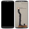 LCD-MOTOE5 - Ecran complet Moto E5 Vitre tactile et dalle LCD