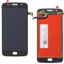 LCD-MOTOG5SNOIR - Ecran complet Moto G5s Vitre tactile et dalle LCD