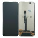 LCD-P40LITE-E - Ecran LCD a coller Huawei P40-Lite E Vitre tactile + dalle LCD coloris noir