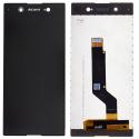 LCD-XA1ULTRANOIR - Ecran complet vitre tactile + LCD pour Xperia XA1-Ultra coloris noir