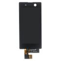 LCD-XPERIA-M5NOIR - Ecran complet Xperia M5 avec dalle LCD et vitre tactile noire